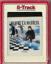 Step By Step * by Jeff Lorber (8-Track, 1985,Arista) Includes Sleeve
