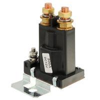 Relais de Démarreur Interrupteur Auto Double Isolateur Batterie 500A 1 Tout