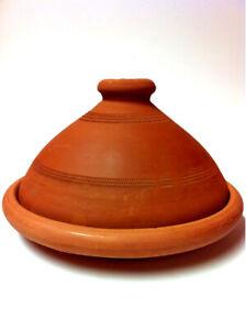 Marokkanische Marrakesch Tajine Tagine Ton Topf zum Kochen Marokko Induktion