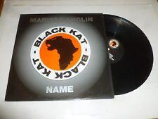 "MARISSA ANGLIN - Name - UK 2000 3-track 12"" Vinyl Single - DJ Promo"
