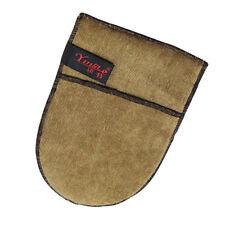 Portable Cloth for Polishing Your Shoes Polish Cloth Gloves, Shoe Brush