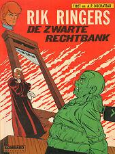 RIK RINGERS 32 -  DE ZWARTE RECHTBANK