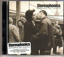 (BD62) Stereophonics, Performance And Cocktails 1992 CD