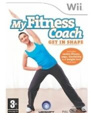 MY FITNESS COACH (Wii GAME)