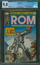 Rom #1 CGC 9.8 1st appearance of Rom the Spaceknight Marvel 1979