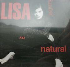 Lisa Stansfield - So Natural  (CD) . FREE UK P+P ..............................