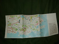 Spirou flyer du 1420 carte mi-chemin dix chefs-oeuvre de la litterature mondiale