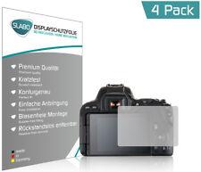 """Slabo Displayschutzfolie für Canon EOS 200D (4er Set) MATT """"No Reflexion"""""""