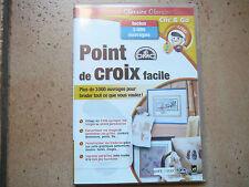 DVD  POINT DE CROIX FACILE