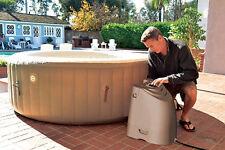 Piscina idromassaggio Intex PureSpa gonfiabile con riscaldamento e copertura