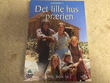 DVD TV NEW SEALED * THE LITTLE HOUSE ON THE PRAIRIE SEASON 1 * sca