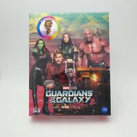 Guardians Of The Galaxy Vol.2 - Blu-ray Steelbook Full Slip Type A1 / 2D & 3D