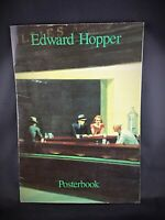 Edward Hopper Posterbook - 3 posters