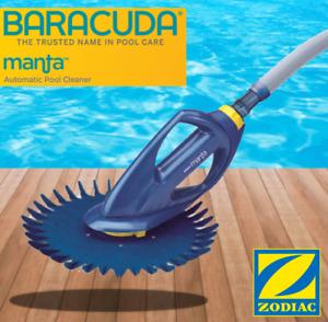 Zodiac Baracuda Manta/G3 Automatic Pool Cleaner Diaphragm Tech - COMPLETE KIT