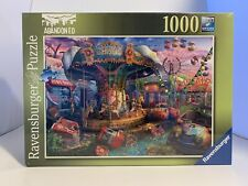 Listing for Specialskier3205 Ravensburger 1000 Piece Puzzle Abandoned Gloomy