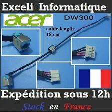 Conector de alimentación dc entrada conexión jack alambre cable ACER Aspire 5741