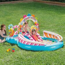 Piscina play center Caramelle 57149 Intex dolcetti bambini gonfiabili - Rotex