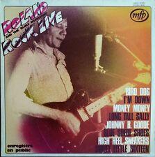 Roland And The Blues Workshop - Rock Live -  Vinyl LP 33T