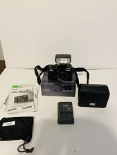 Canon Powershot G11 10MP W/ Speedlite 270EX, Case, Manual IOB