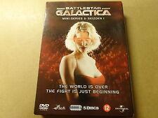 5-DISC DVD BOX / BATTLESTAR GALLACTICA: SEASON 1