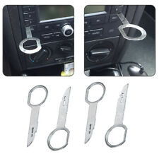 4pcs Car Radio Stereo CD Release Removal Tool Key for VW Audi Mercedes Benz