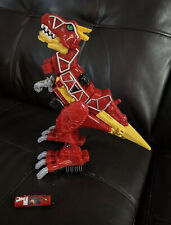 POWER RANGERS Dino Charge Megazord Red DELUXE T-Rex Zord