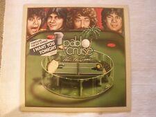 """PABLO CRUISE~PART OF THE GAME 1979 NM/EX A&M SP-3712 -VINYL 12"""" LP & Orig Insert"""