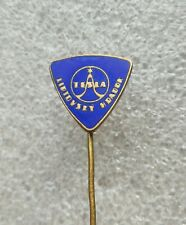 Antique Tesla Electronics Early Television Cathode Ray CRT Tube Pin Badge