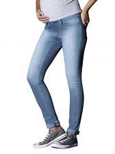 Ladies Jeans West Maternity Super Skinny Stretch Jeans  Size 18L
