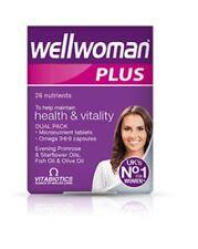 Vitabiotics Wellwoman Plus Omega 369 - 56 Tablets/Capsules