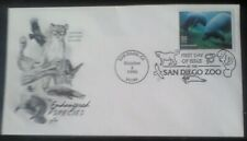 First day of issue, 1996 Endangered Species, Florida Manatee, #3105o