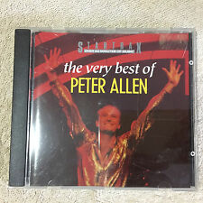 The Very Best Of Peter Allen CD_ A&M Records ‎,Polydor ‎– 393 207-2 (Australia)