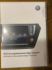 VW Original Appconnect Mirrorlink Carplay -  5G0 054 830A