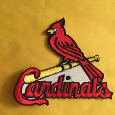 """ST.LOUIS CARDINALS 3.5"""" X 3.25"""" PATCH IRON ON OR SEW ON US SELLER FREE SHIPING"""
