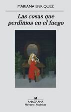 Las cosas que perdimos en el fuego (Spanish Edition) by Mariana Enriquez in Use