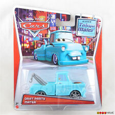 Disney Pixar Cars Drift Party Mater from the short toon - 2014 Walmart exclusive