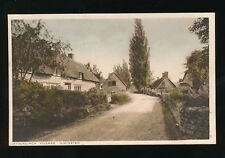 Somerset ILMINSTER Stocklinch Village c1900/20s? PPC local pub Chapple & Read