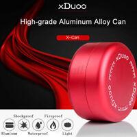 xDuoo X-CAN Protable Aluminum Alloy C Protective Case Bag Box Anti-lost Earphone