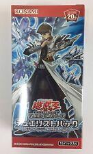 Yugioh Japanese DP20-JP Duelist Pack: Legend Duelist 3 Booster Factory Box