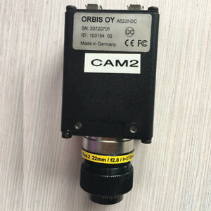 One Used BASLER Industrial Camera A622F-DC Tested