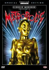 METROPOLIS  GIORGIO MORODER VERSION   DVD FANTASCIENZA