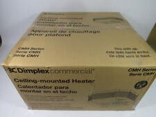 Dimplex CMH35A84CX Ceiling Mount Heater 3/4/5 KW 600V 60HZ 1/3 PH ! WOW !