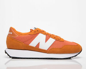 New Balance 237 Men's Vintage Orange Athletic Casual Lifestyle Sneakers Shoes