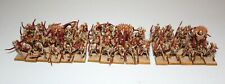 Warhammer Fantasy Tomb Kings Skeleton Archers x64 Well Painted
