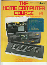 THE HOME COMPUTER COURSE Magazine Issue 21 - Osborne-1 (1985)