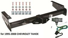 1995-2000 CHEVROLET TAHOE TRAILER HITCH W/ WIRING KIT DRAW-TITE CLASS III NEW