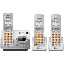 AT&T EL52303 Expandable Cordless Phone System with Digital Answering System