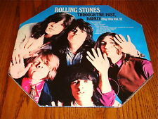 "THE ROLLING STONES THROUGH THE PAST, DARKLY ""BIG HITS VOLUME 2"" LP"