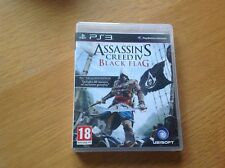 Assassin's Creed IV: Black Flag (PS3) - Game  5MVG The Cheap Fast Free Post