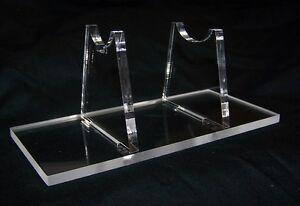generic acrylic display stand for Diamond Select Star Trek Enterprise original